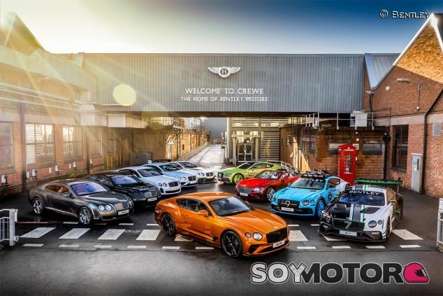 En China se dispara el interés por los Bentley - SoyMotor.com