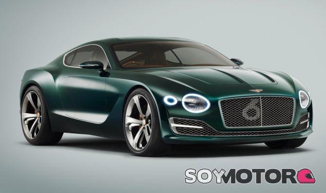 Aspecto del Bentley EXP 10 Speed 6 Concept - SoyMotor.com