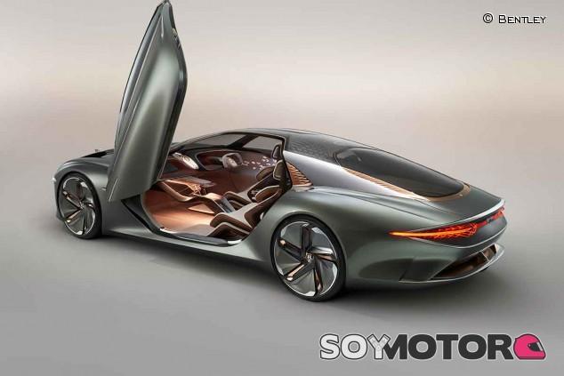 Bentley EXP 100 Concept, la base del nuevo modelo - SoyMotor.com