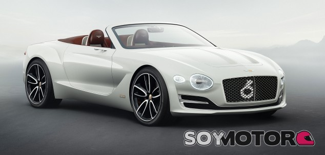Bentley EXP 12 Speed 6e Concept - SoyMotor.com
