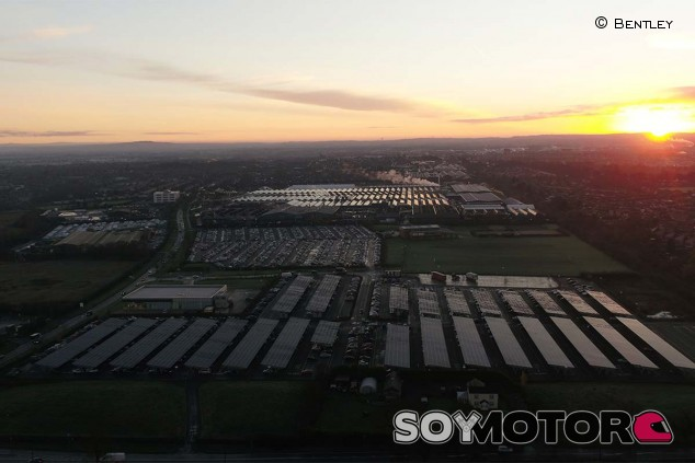 Fábrica de Bentley - SoyMotor.com