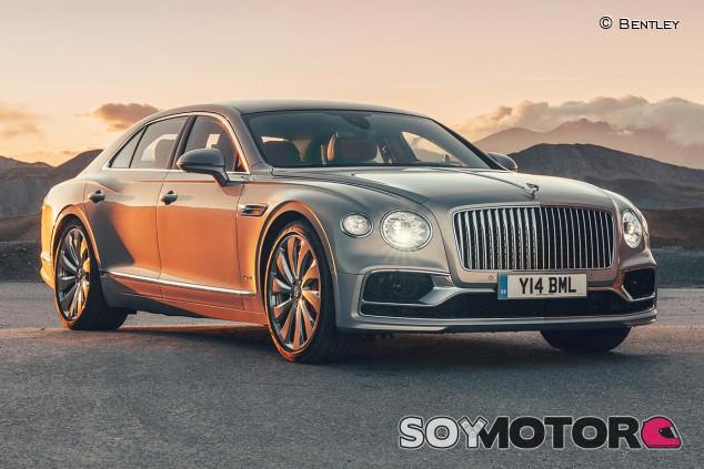 Bentley Flying Spur 2020 - SoyMotor.com
