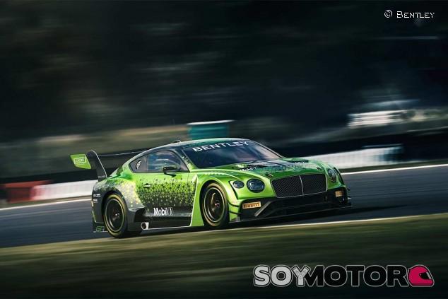 Bentley presume de su programa de competición más ambicioso - SoyMotor.com