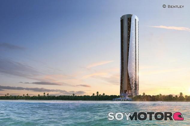 Futuro edificio de Bentley Residences - SoyMotor.com