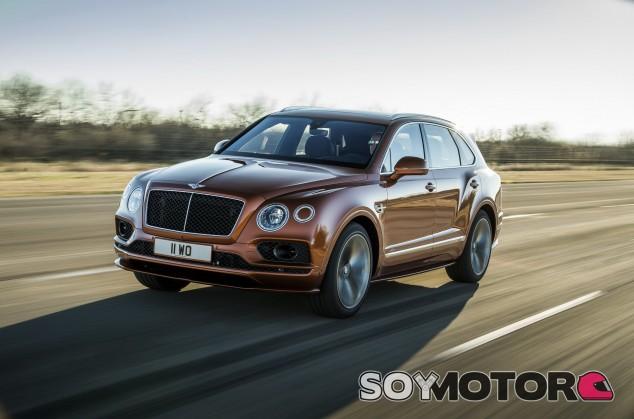 Bentley Bentayga - SoyMotor.com