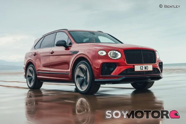 Bentley Bentayga 2021: así es la versión 'S', la más deportiva - SoyMotor.com