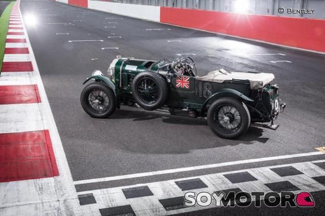 El Bentley Blower luce una silueta de lo más elegante - SoyMotor.com