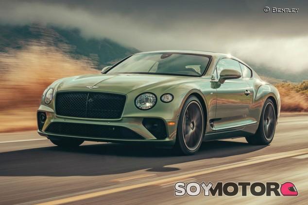 Bentley Continental GT 2019: clásico moderno - SoyMotor.com