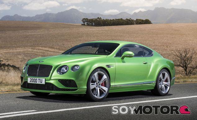 La próxima generación del Bentley Continental GT cambia su esencia - SoyMotor
