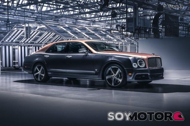 El Bentley Mulsanne se despide para siempre - SoyMotor.com