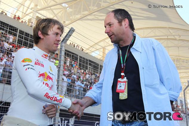 """Berger no ve a Vettel en el DTM: """"Preferiría verlo en la apicultura"""" - SoyMotor.com"""