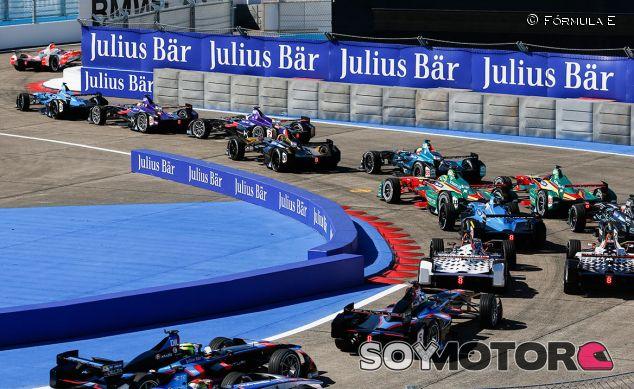 Valencia, nuevo escenario para los tests oficiales de la Fórmula E - SoyMotor.com