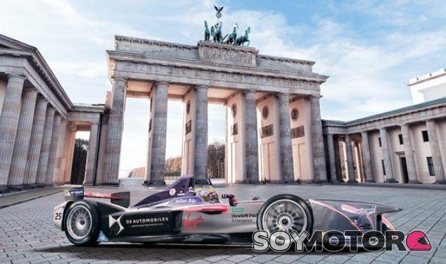 La Fórmula E mantiene a salvo Berlín tras el atentado terrorista- SoyMotor.com