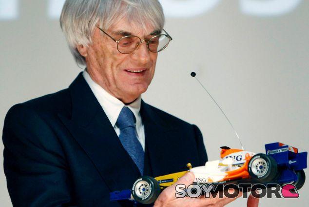 """Ecclestone: """"No diría que ésta va a ser una de mis últimas temporadas"""" - LaF1"""