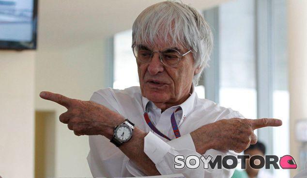 Ecclestone pagará 24 millones de euros por el juicio de Constantin Medien