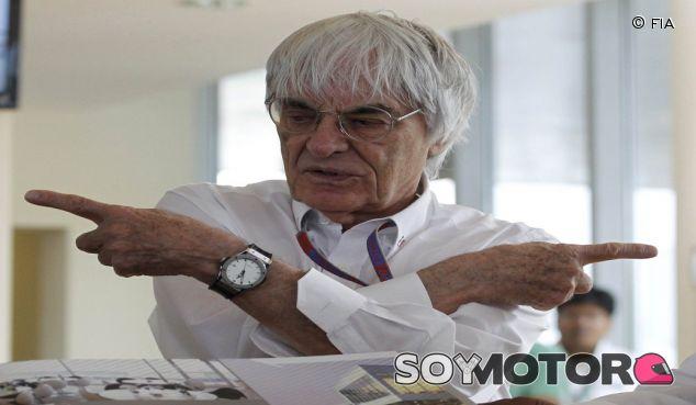 Bernie Ecclestone medió entre la FIA y Honda - LaF1.es