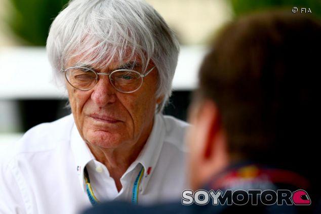 Bernie Ecclestone - LaF1.es