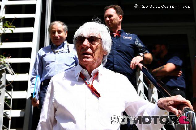 Bernie Ecclestone ha criticado con dureza el sistema de gestión de la F1 - LaF1