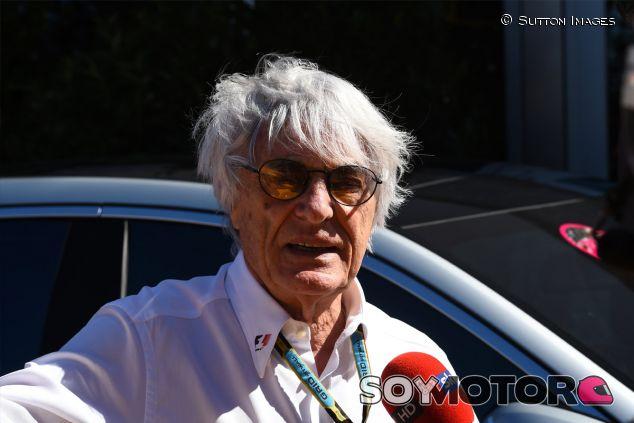 Bernie Ecclestone en Estados Unidos - LaF1
