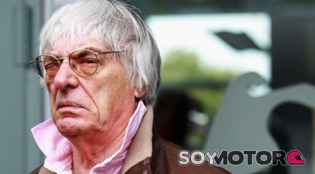 Bernie Ecclestone admite que 2014 será su último año en F1 - LaF1