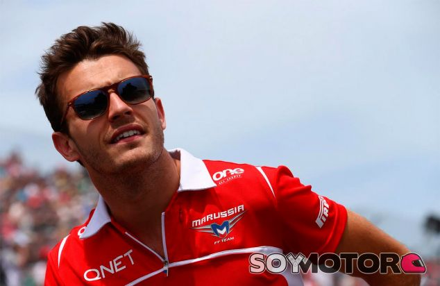 Jules Bianchi en una imagen de archivo de 2014 - LaF1