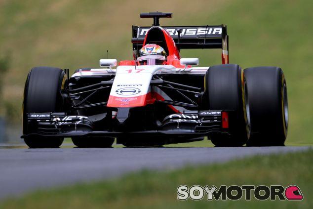 Jules Bianchi en Austria - LaF1