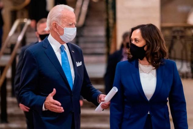 Joe Biden y Kamala Harris - SoyMotor.com