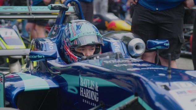 Billy Monger brilla bajo la lluvia para ganar en Pau - SoyMotor.com