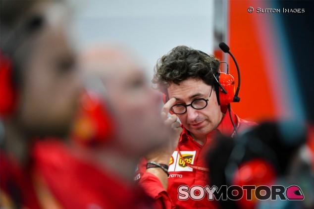 Ferrari avisa de los múltiples errores a corregir en las reglas 2021 - SoyMotor.com