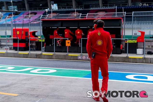 Binotto justifica con el covid-19 su cambio de opinión sobre Vettel - SoyMotor.com