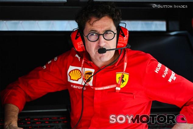 Ferrari marca el objetivo para el resto de año: mejorar 2018 - SoyMotor.com
