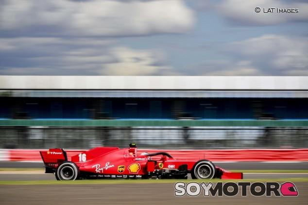 Binotto confirma que Ferrari no probará piezas nuevas en el 'filming day' - SoyMotor.com