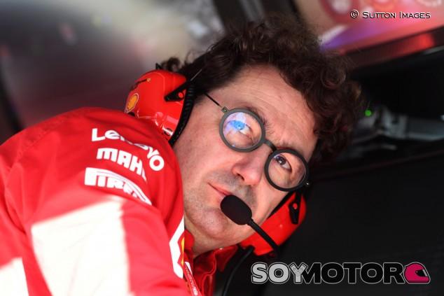 Binotto confirma que Ferrari estudia entrar en IndyCar o Resistencia - SoyMotor.com