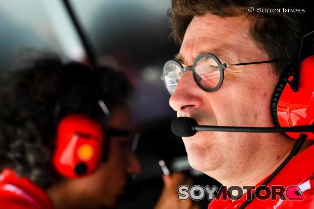 """Binotto: """"No dudaban de nuestro motor, era para presionarnos"""" - SoyMotor.com"""