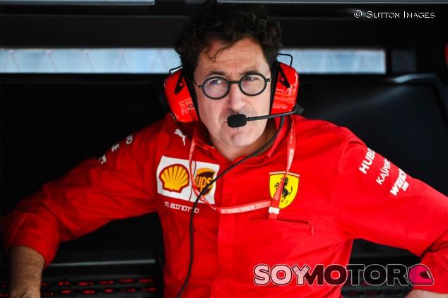 Ferrari tiene una larga lista de dudas para Liberty Media sobre 2021 - SoyMotor.com