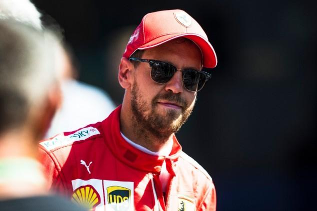 Sebastian Vettel en el GP de Francia F1 2019 - SoyMotor