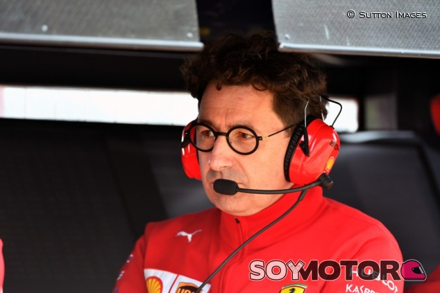 "Ferrari espera salvar el motor de Vettel: ""No creemos en la suerte"" - SoyMotor.com"