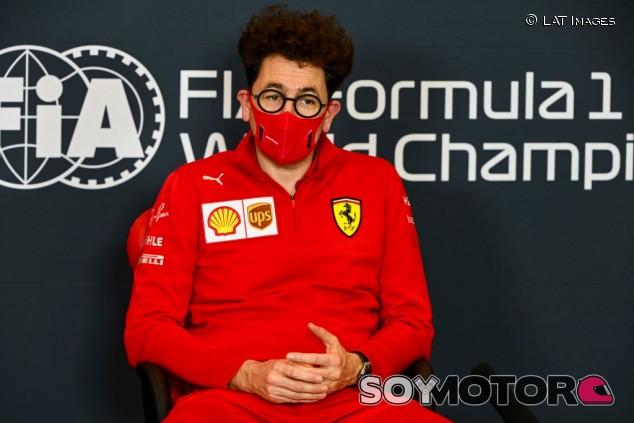Ferrari confirma que organizarán un test privado para Sainz - SoyMotor.com