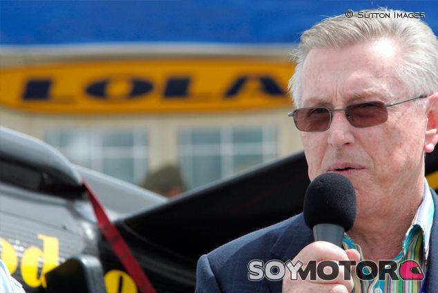 Martin Birrane en Silverstone - SoyMotor.com