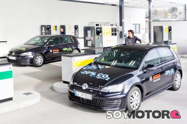 Blue Gasoline: la gasolina que reduce un 20% las emisiones de CO2 - SoyMotor.com