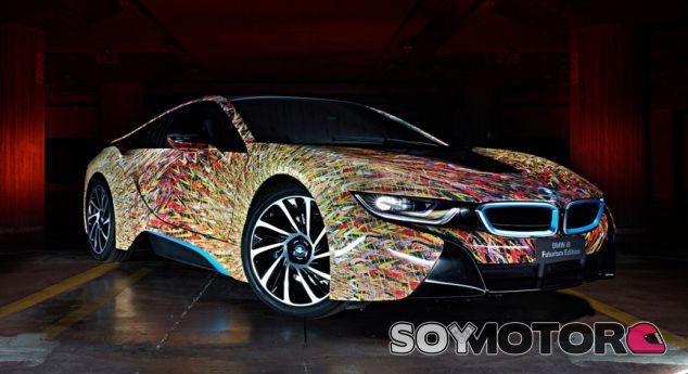 BMW i8 Futurism Edition -SoyMotor