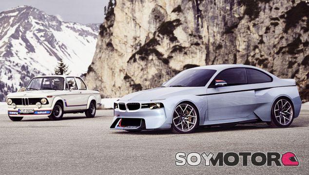 El 2002 Hommage toma muchos detalle del 2002 turbo original - Soymotor