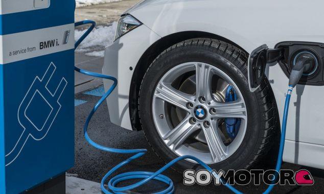 La electrificación ganará terreno en la gama de BMW en los próximos años - SoyMotor