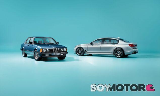 BMW Serie 7 40 aniversario - SoyMotor.com