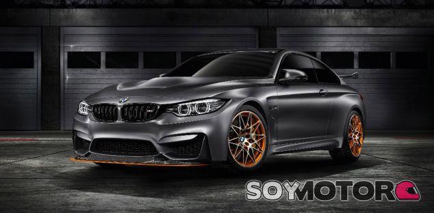 BMW Concept M4 GTS, visión de futuro - SoyMotor