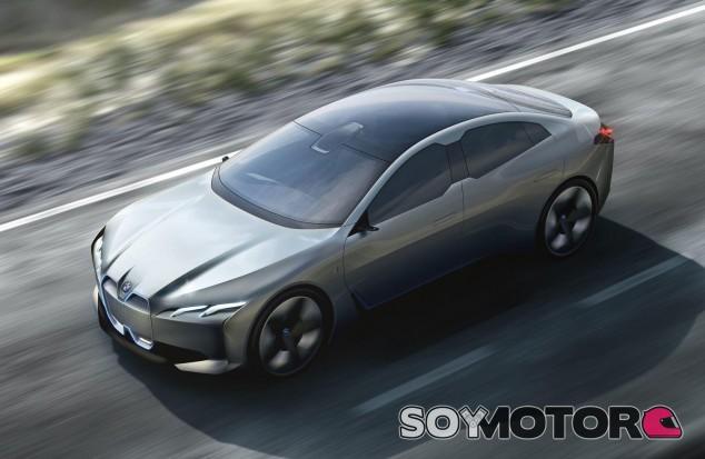 BMW i Vision Dynamics - SoyMotor.com