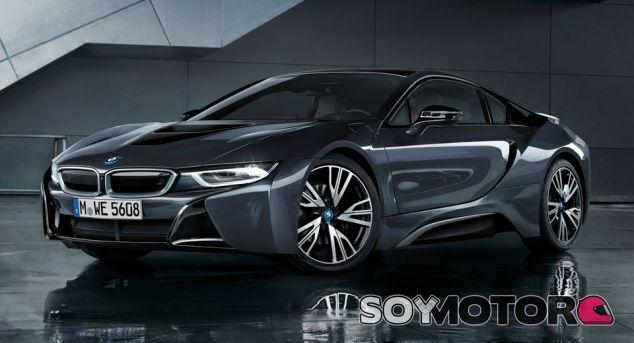 BMW i8 Protonic Silver Edition - SoyMotor.com