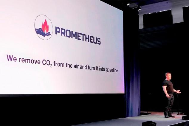 Presentación de Prometheus Fuels - SoyMotor.com
