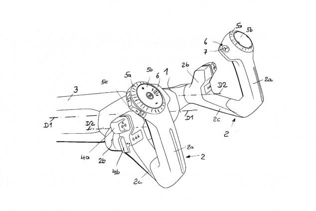 Volante-joystick patentado por BMW - SoyMotor.com