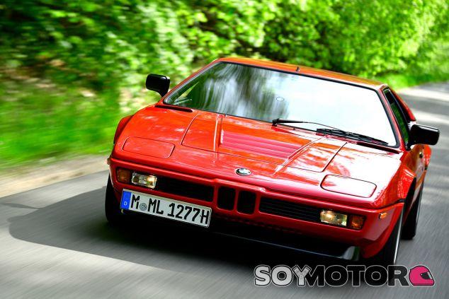 Historia del BMW M1: 40 años de un icono nacido para correr - SoyMotor.com